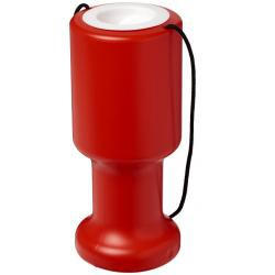 Asra hand held plastic charity container