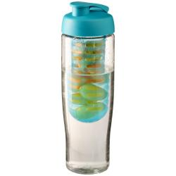 H2O tempo® 700 ml flip lid sport bottle & infuser