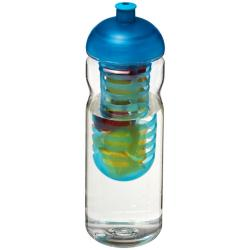 H2O base tritan™ 650 ml dome lid bottle & infuser