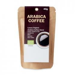 Organic arabica coffee 40g Arabica 40