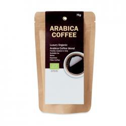 Organic arabica coffee 75g Arabica 75