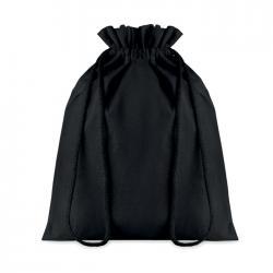 Medium cotton draw cord bag Taske medium