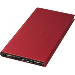 Plate 8000 mah aluminium power bank