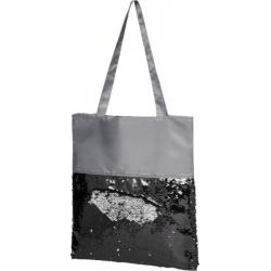 Tote bag con paillettes...