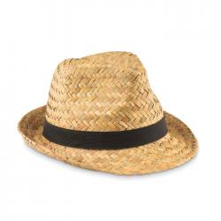 Natural straw hat Montevideo