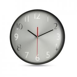 Wall clock w silver...