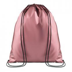 Drawstring bag shiny...